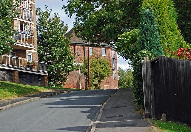 Little Potter Street, Brierley Hill