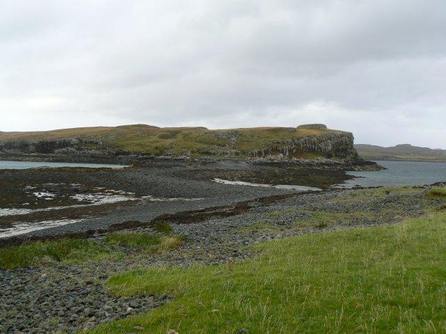 Ullinish Point seen from Oronsay