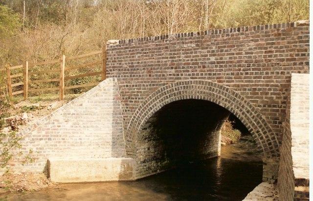 Road Bridge over the River Coln