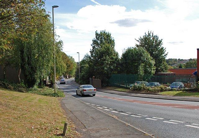 Delph Road, Brierley Hill