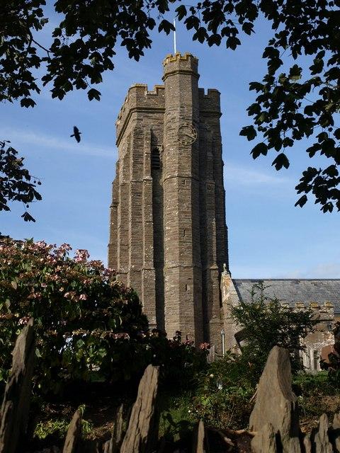 All Saints church, Thurlestone