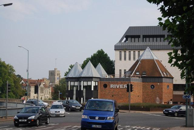 River, Maidstone