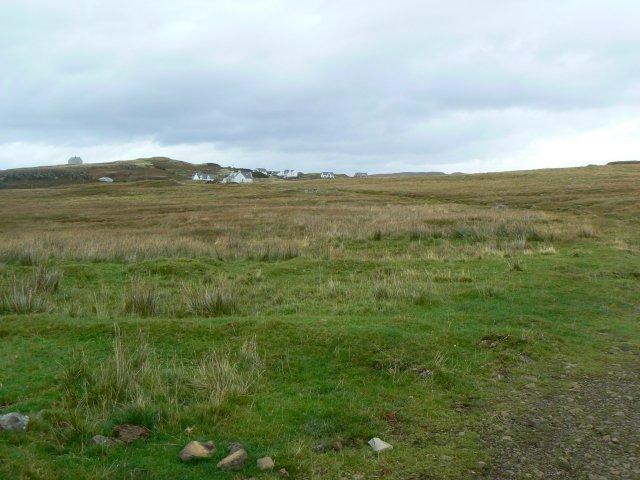 Track to Ullinish Point