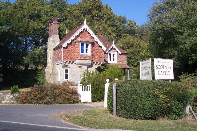 West Lodge, Lamberhurst
