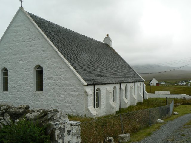 The Free Church in Staffin