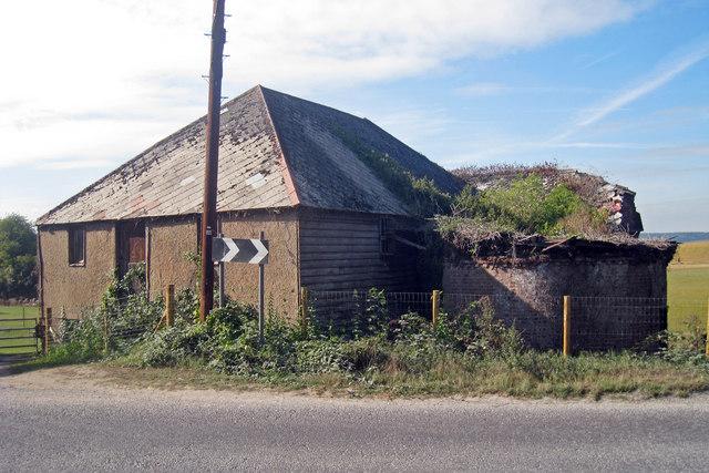Unconverted Oast House at Petts Farm, Burham, Kent