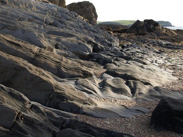 Rocks near The Delvers