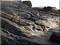 SX6642 : Rocks near The Delvers by Derek Harper