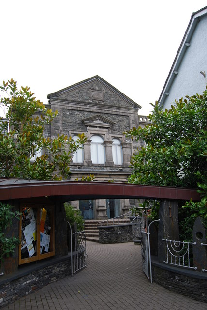 The Tabernacle Arts Centre, Machynlleth