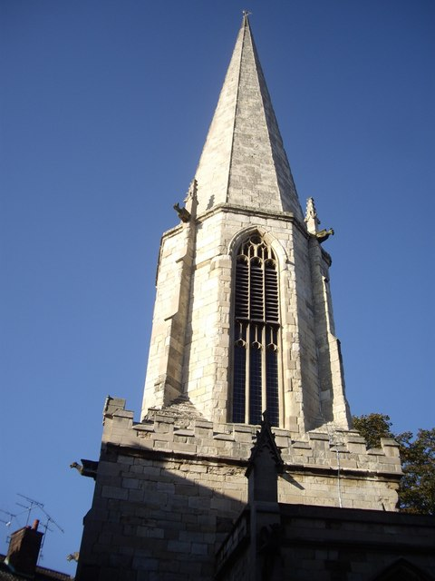 St Mary's, Castlegate