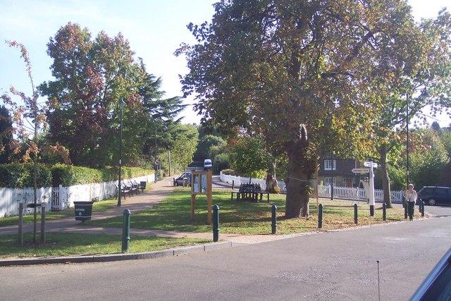 Lamberhurst Village Green