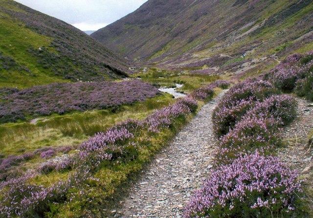 Below Gasgale Crags, Grasmoor