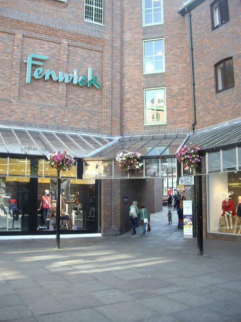 Fenwick's store in York