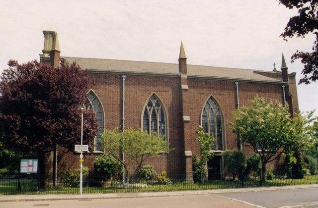 St Philip, Highbury
