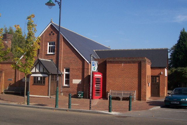 Lamberhurst War Memorial Hall