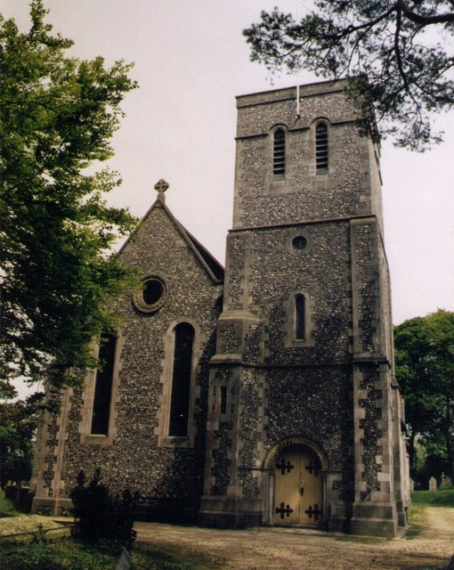 Christ Church, Portsdown
