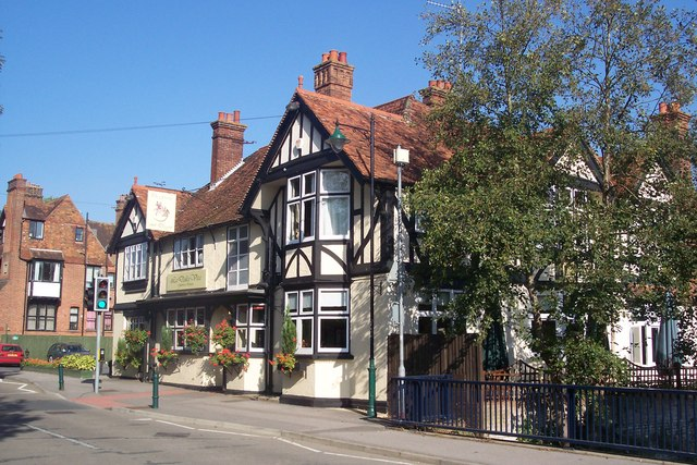 The George and Dragon Public House, Lamberhurst
