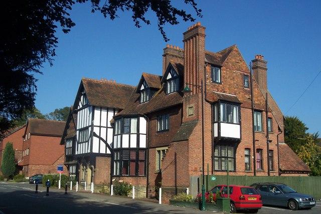 The Stairhouse, Lamberhurst
