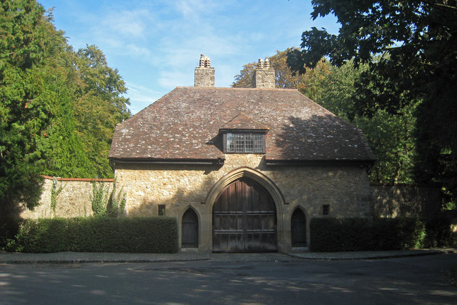 Stone Building on Castle Road