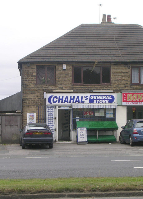 Chahal's General Store - Bradford Road