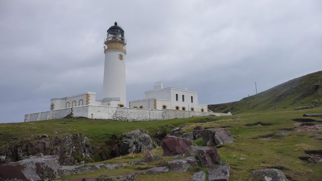 Rubha Rèidh lighthouse - a guest hostel