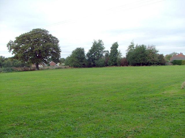 Madley Village playing field