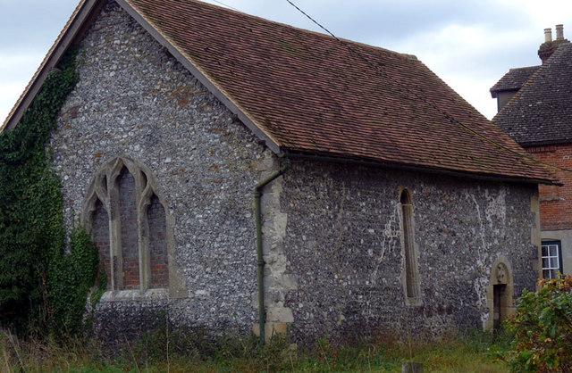 Knights Templar Chapel, Brimpton