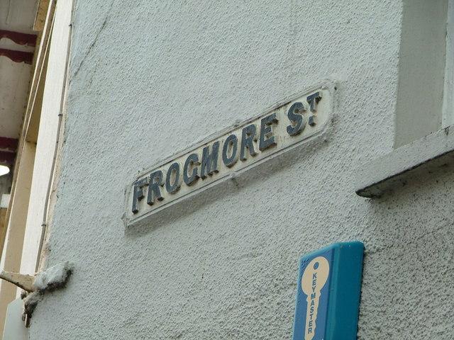 Frogmore Street, Abergavenny