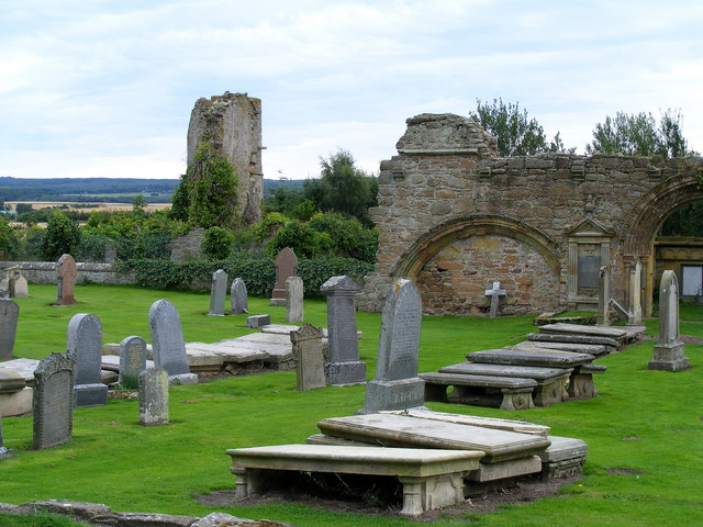 Old Graves at the Abbey