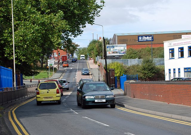 Mill Street, Brierley Hill