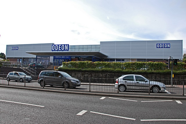 The Odeon Cinema, Merry Hill, Brierley Hill