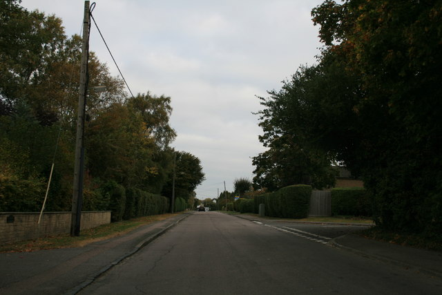 Corbett Road, Carterton