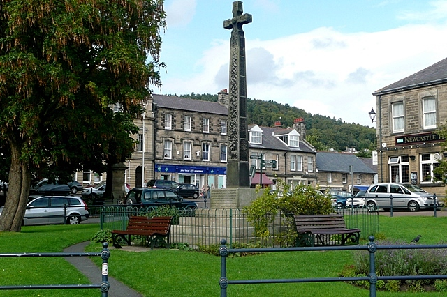 Rothbury Cross