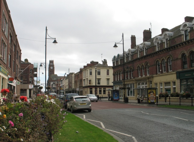 Duke Street at Barrow-in-Furness