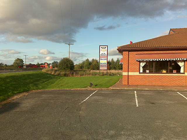 Diner on the A168