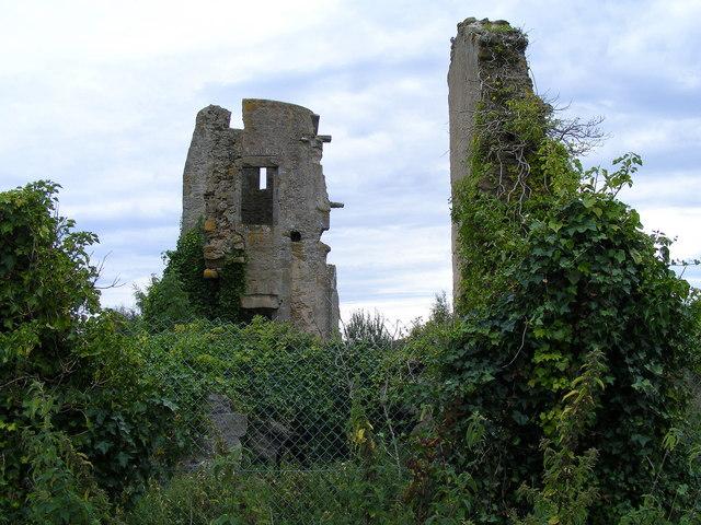 A Dangerous Ruin