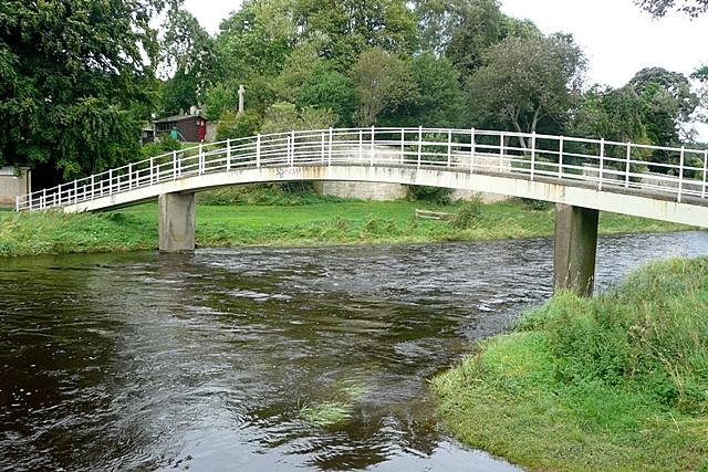 Bridge over the Coquet