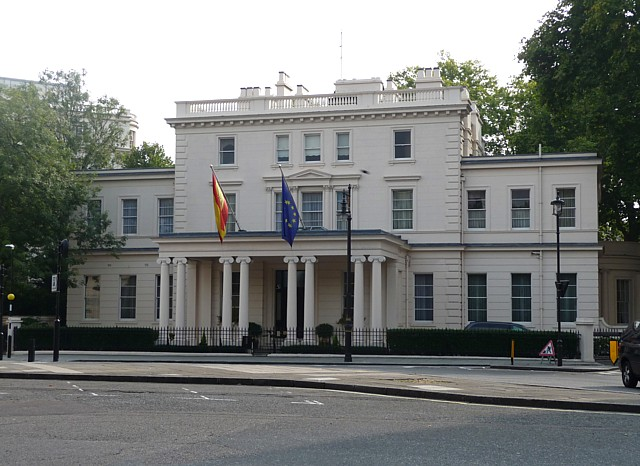 24 Belgrave Square 169 Stephen Richards Geograph Britain