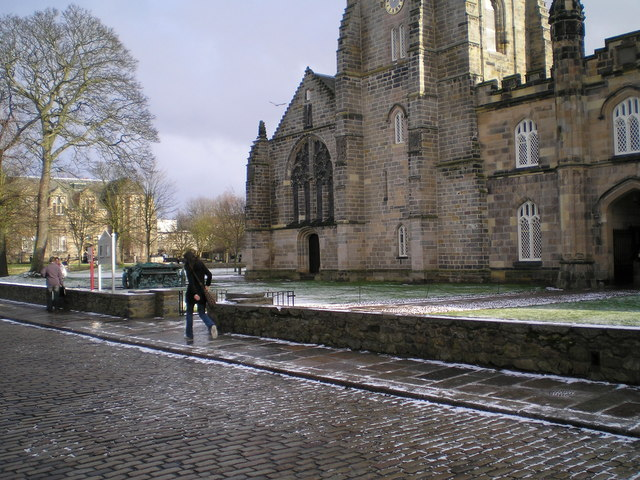 King's College and New King's in winter