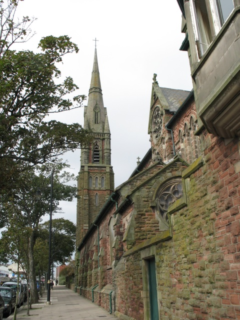 St. Mary of Furness Church at Barrow-in-Furness