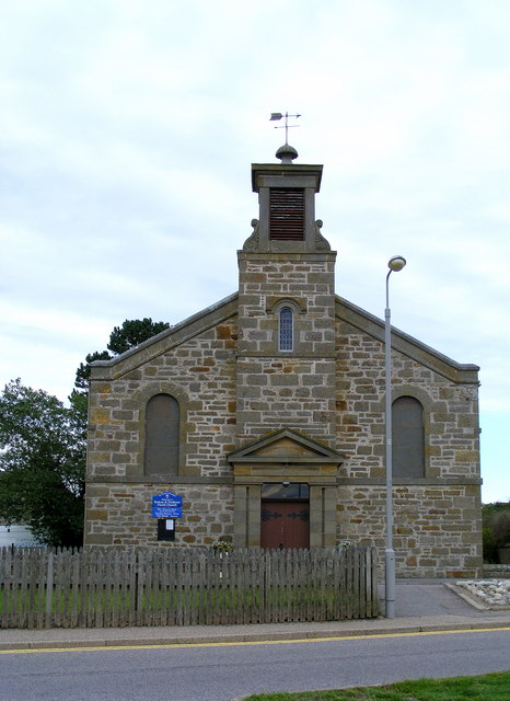 A Church at Findhorn