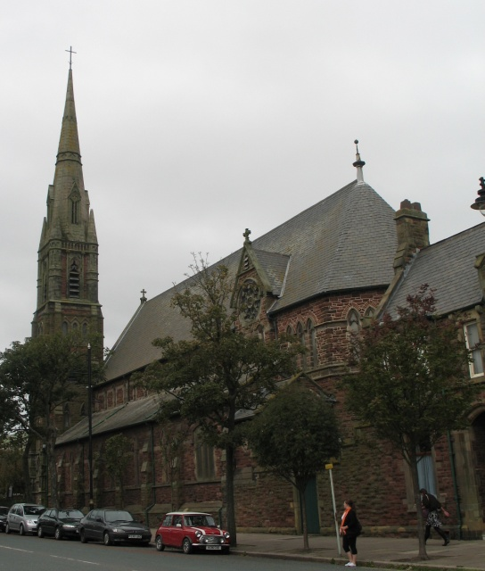 St Mary of Furness Church at Barrow-in-Furness