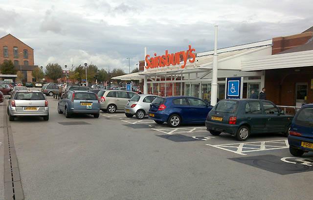 Sainsbury's, Beeston