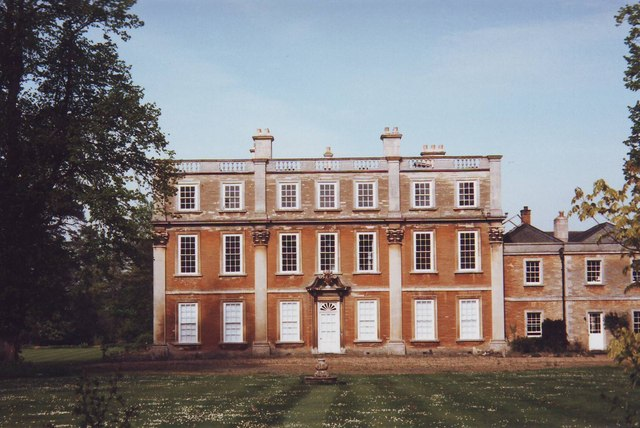 Hinwick House, Near Podington, Bedfordshire
