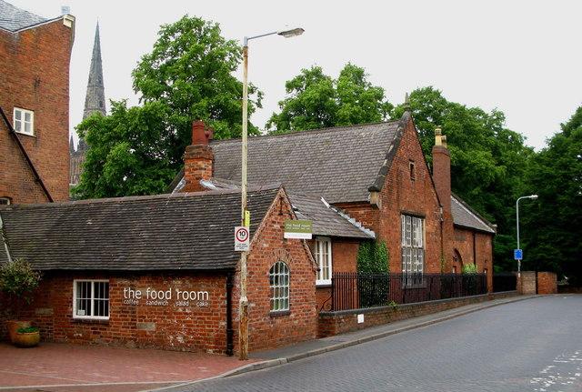St Marys Old School, Lichfield