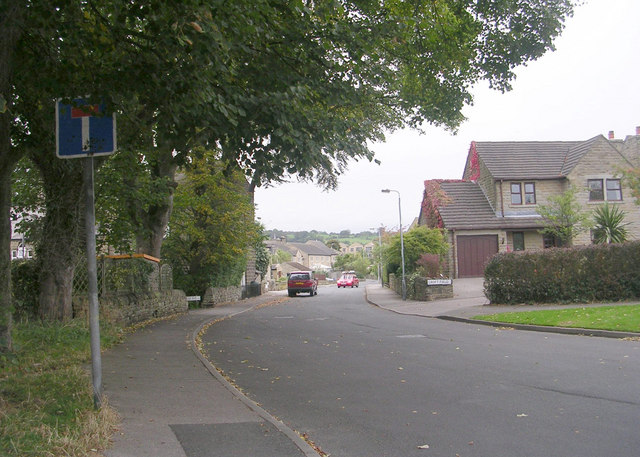 Hainsworth Road - viewed from Belton Road