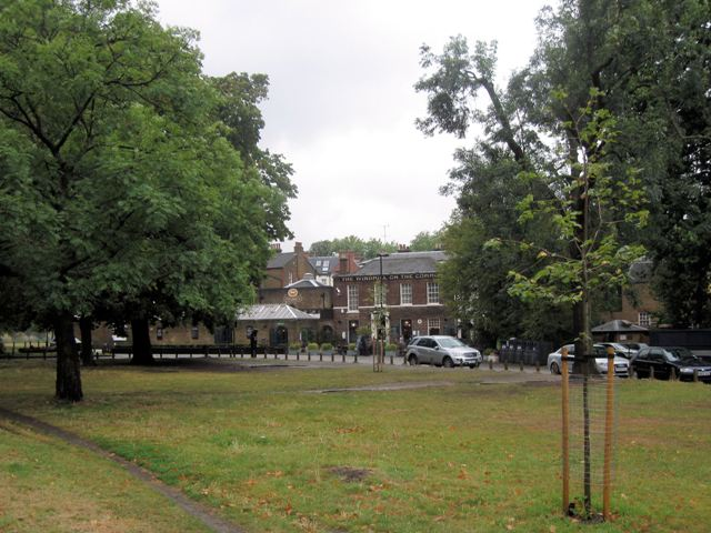 The Green in Front of the Windmill, Clapham Common