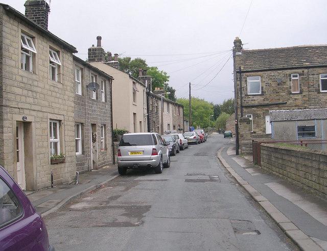 St John's Street - Hainsworth Street