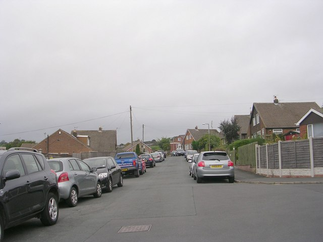 Craven Drive - Hainsworth Street