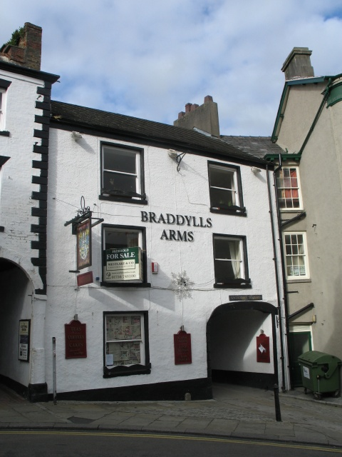 Braddylls Arms at Ulverston